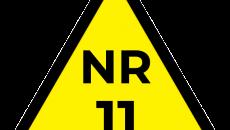 NR11 TRANSPORTE, MOVIMENTAÇÃO, ARMAZENAGEM E MANUSEIO DE MATERIAIS