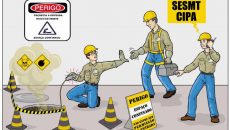NR33 Reciclagem - Supervisor e Trabalhador Autorizado & Vigia